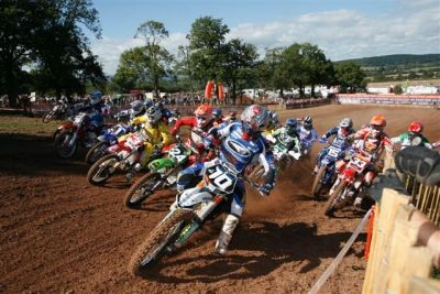 Pontrilas Motocross Track, click to close